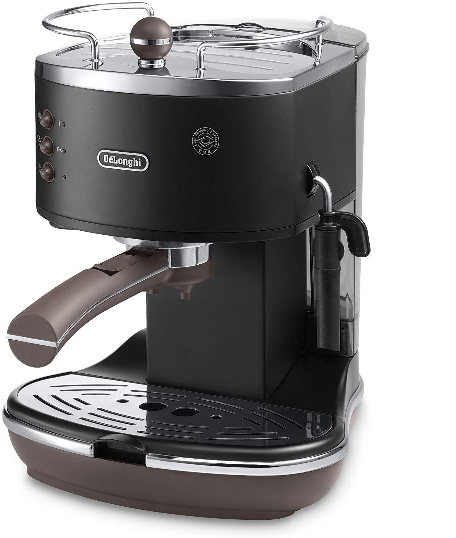 Machine expresso De'Longhi ECOV 310.BK Vintage - Noir Marron