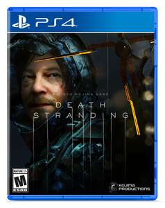 Death Stranding sur PS4 (frontaliers Luxembourg)