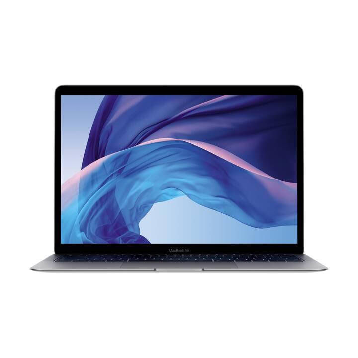 """PC portable 13.3"""" Apple MacBook Air - i5, 8 Go de RAM, 128 Go en SSD, gris (frontaliers Suisse)"""