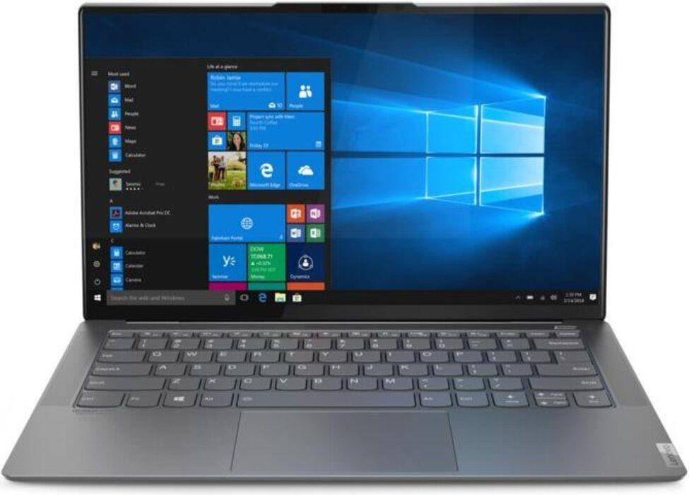 "PC Portable 14"" Lenovo Yoga S940-14IWL - 3840 x 2160, Intel Core i7-8565U, 16G RAM, 512G SSD QWERTY (Frontaliers Suisse)"