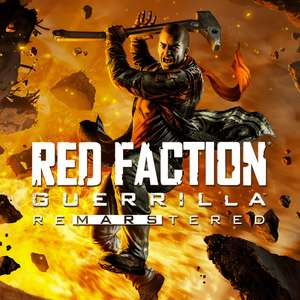 Red Faction Guerrilla Re-Mars-tered sur PC (Dématérialisé - Steam)