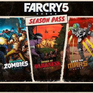 [PS+] Season Pass Far Cry 5 sur PS4 (Dématérialisé)