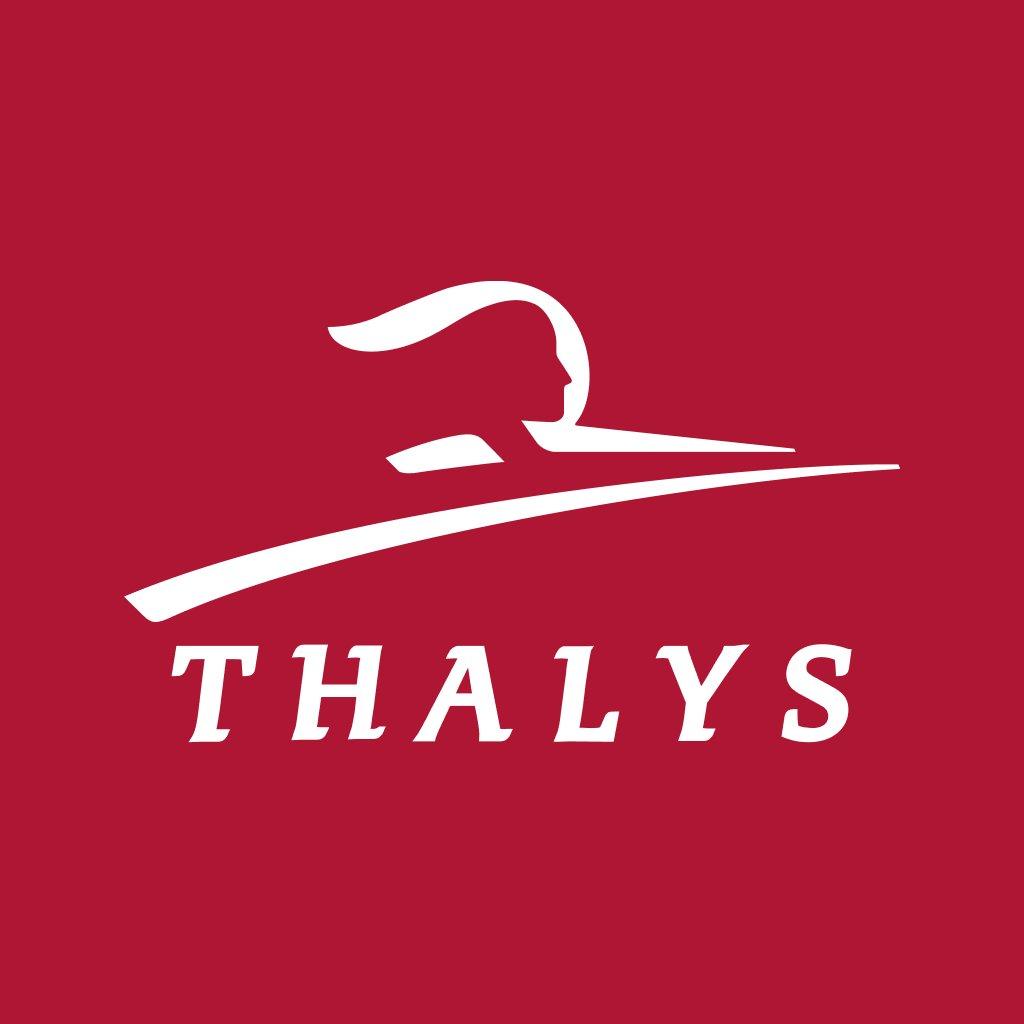 Billet de train aller simple Thalys Paris / Île-de-France <-> Belgique à 25€, Allemagne à 30€ ou Pays-Bas à 35€ - trajets du 09/12 au 05/03