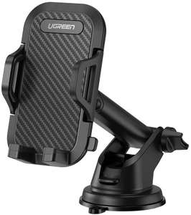 """Support smartphone ventouse Ugreen pour Voiture - Rotation 360°, Bras télescopique, 4.6"""" à 7"""" (Vendeur tiers)"""