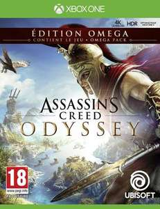 Assassin's Creed Odyssey Omega Edition sur Xbox One