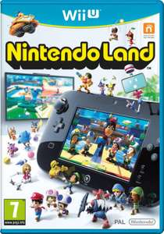 Nintendo Land sur Wii U
