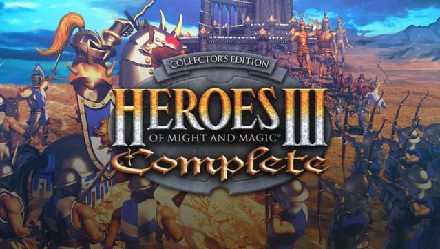 Heroes of Might and Magic 3: Complete sur PC (Dématérialisé)