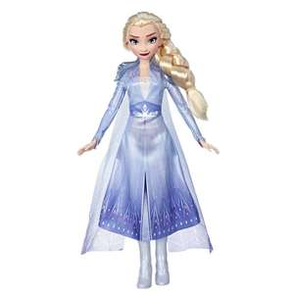 Poupée Reine des Neiges 2 - Elsa 27 cm