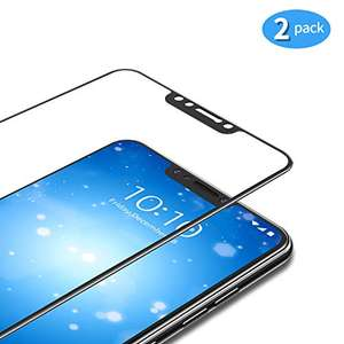 2 Verres Trempés pour Xiaomi Pocophone F1 (Vendeur Tiers)