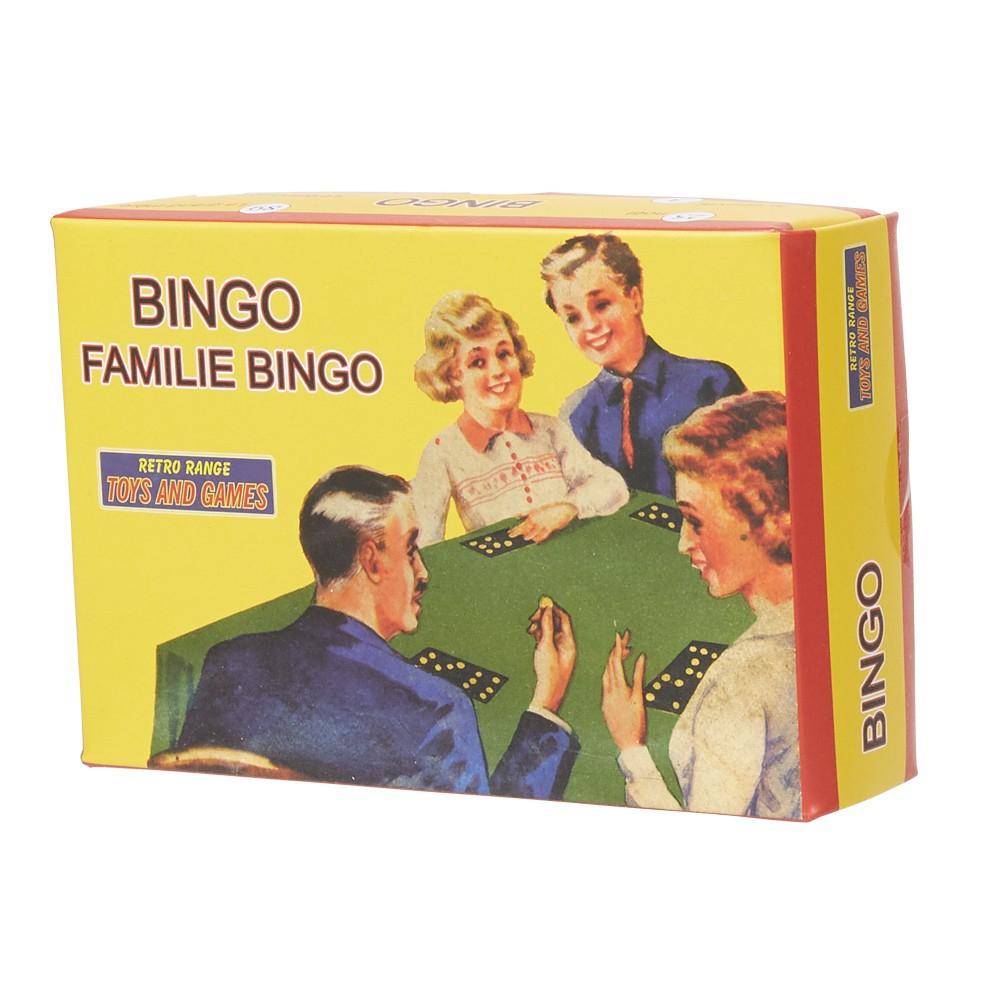Jeu de loto Bingo Family