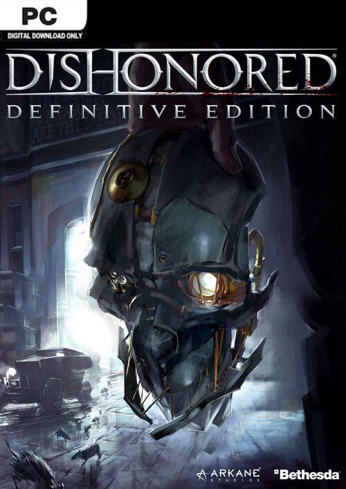 Dishonored Definitive Edition sur PC (Dématérialisé - Steam)