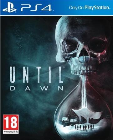 Sélection de jeux PS4 en promotion - Ex : Until Dawn