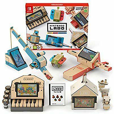 Kit Nintendo Labo pour Consoles Nintendo Switch