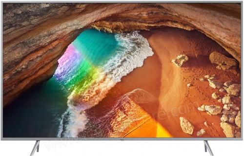 "TV 65"" Samsung QE65Q64R - QLED, 4K, Dalle 100 Hz, Mode Ambiant, Smart TV, 3100 PQI, Quantum HDR (via ODR de 200€)"
