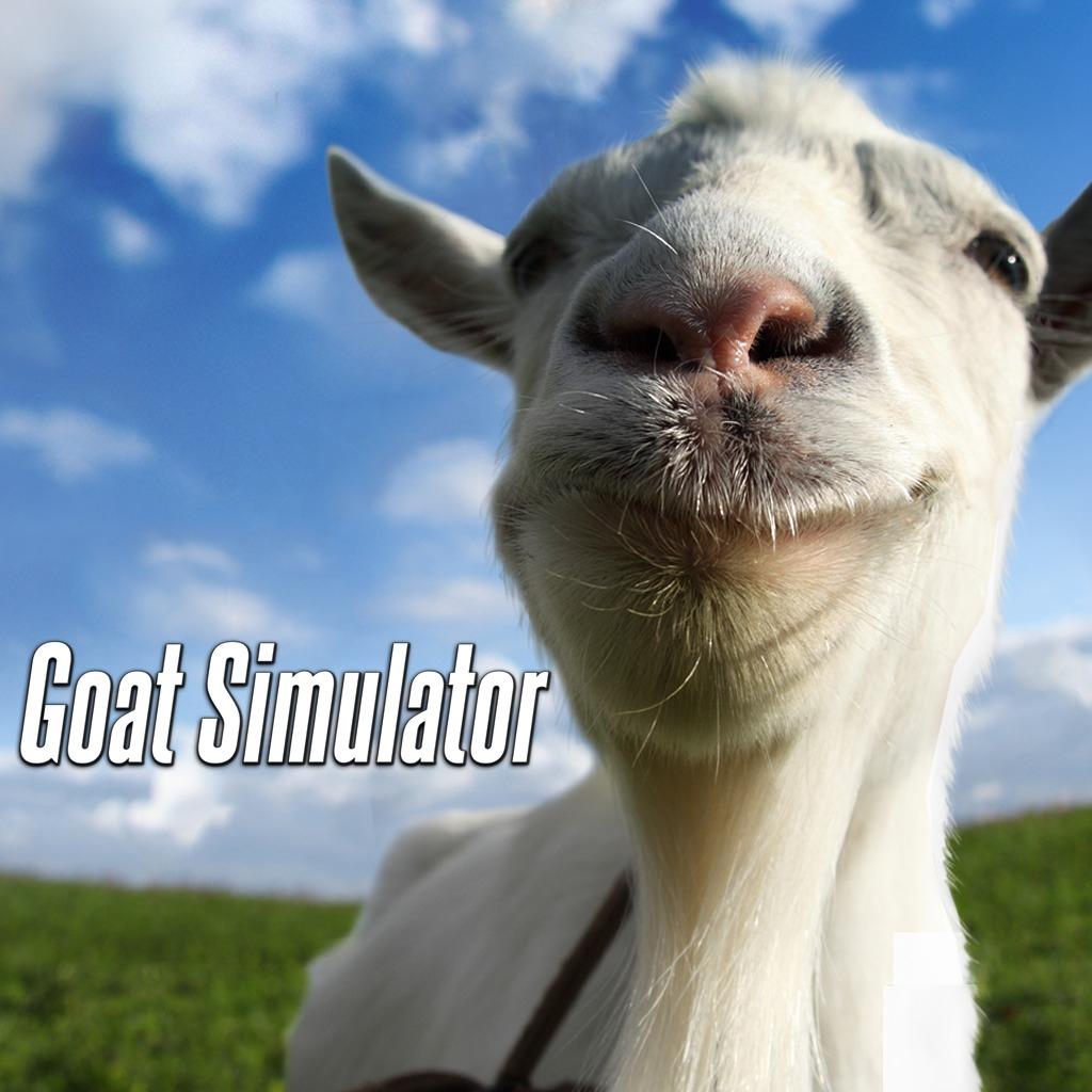 Goat Simulator sur PC (Dématerialisé - Steam)