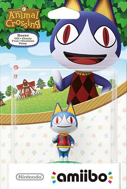 Amiibo Charly Collection Animal Crossing