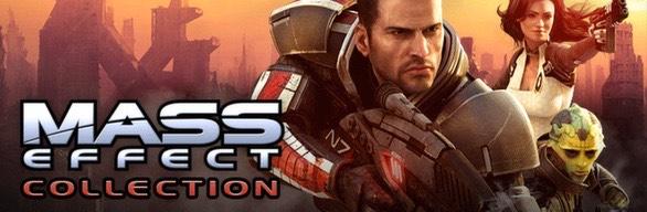 Bundle Mass Effect 1 et 2 (Dématerialisé)
