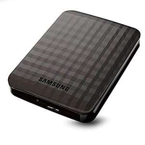 """Disque dur externe 2.5"""" Samsung M3 - 4 To, USB 3.0, 5400tr/min (81,21€ avec code WELCOME19)"""