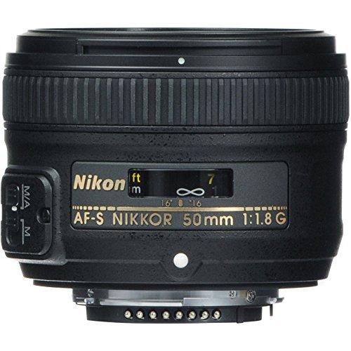Objectif Nikon 50mm AF-S 1.8 G