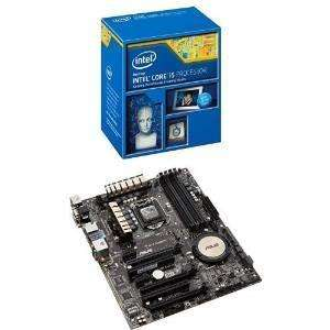 Kit Processeur Intel Core i5-4690K + Carte Mère Asus Z97-A