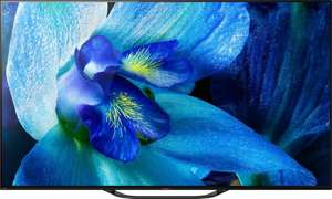 """TV 65"""" Sony Bravia KD-65AG8 - 4K UHD, HDR, OLED, Smart TV (Frontaliers Suisse)"""