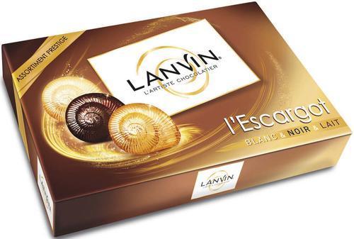 Escargots en chocolat de Lanvin - 245g