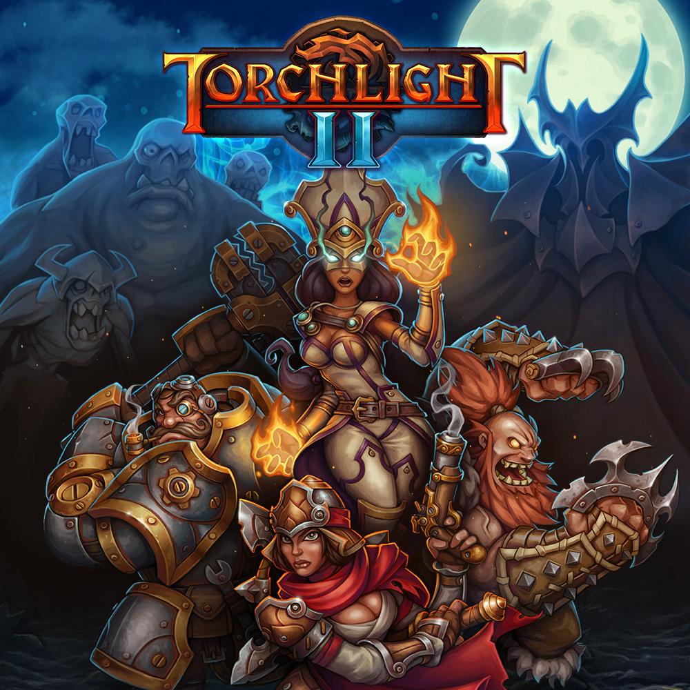Torchlight II sur Nintendo Switch