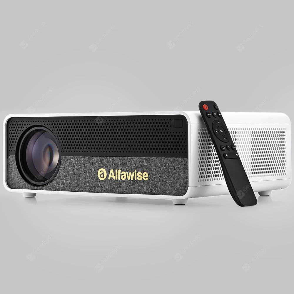 Vidéo-projecteur Alfawise Q9 - 1080p, LED 150W, 16000 lumens