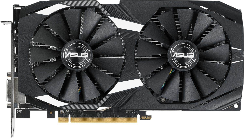 Carte graphique Asus Radeon RX 580 Dual OC - 8 Go