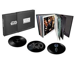 Star Wars Episode IV : A New Hope 40th Anniversary - Coffret Triple Vinyle Edition Collector limitée