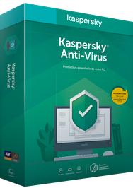 Licence 1 an - 1 PC pour l'antivirus Kaspersky pour PC (Dématérialisé)