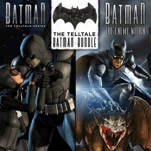 [Membres Gold] Bundle The Telltale Batman sur Xbox One (dématérialisé)