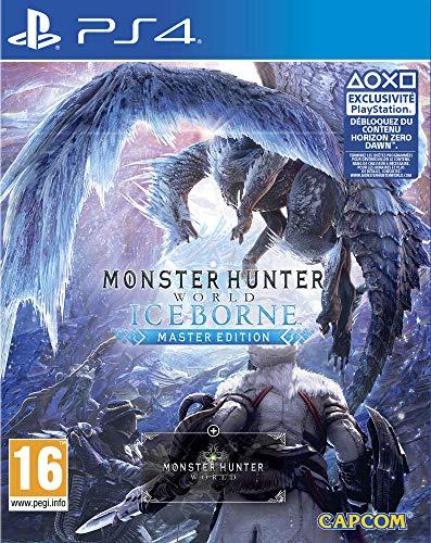Monster Hunter: World Iceborne - Édition Master sur PS4