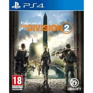 Tom Clancy's The Division 2 sur PS4