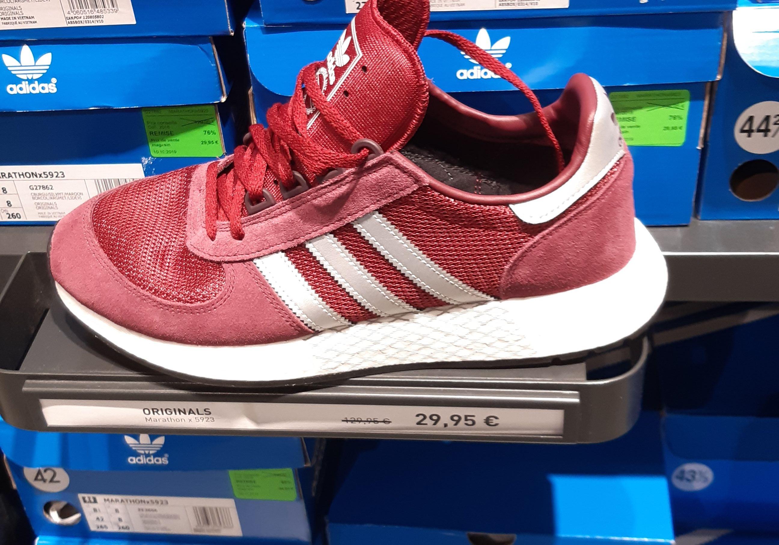 Chaussures Adidas Marathon 5963 - Adidas outlet Villefontaine (38)