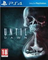 Jeu Until Dawn sur PS4