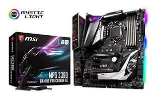 Carte Mère MSI MPG Z390 Gaming Pro Carbon AC - Socket LGA1151
