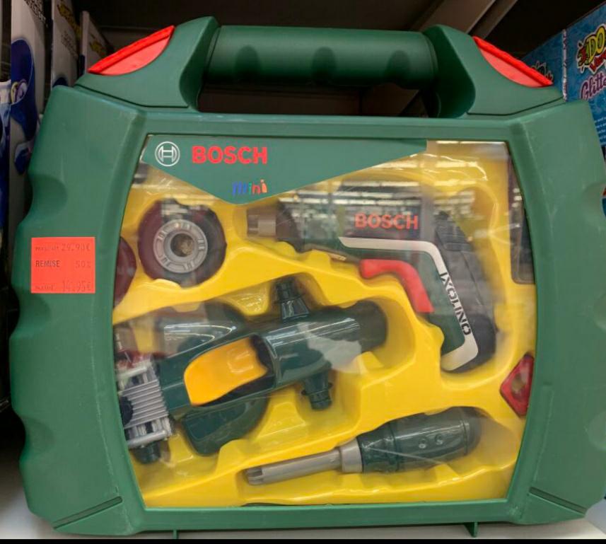 Jouet mallette à outils Bosch - Ollioules (83)