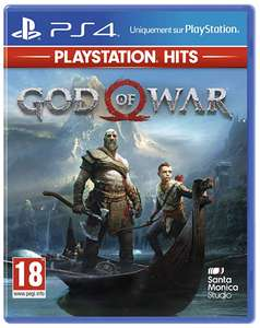 Jeu God of war sur PS4 - Edition Playstation Hits