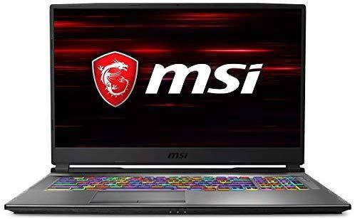 "PC Portable 17.3"" MSI GP75 Leopard 9SD-684IT - Full HD, i7 9750H, 16 Go RAM, 256 Go SSD + 1 To HDD, GTX 1660 Ti, Windows 10, Clavier Italien"