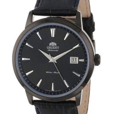 Montre automatique Orient Symphony FER27001B pour Hommes - Bracelet cuir