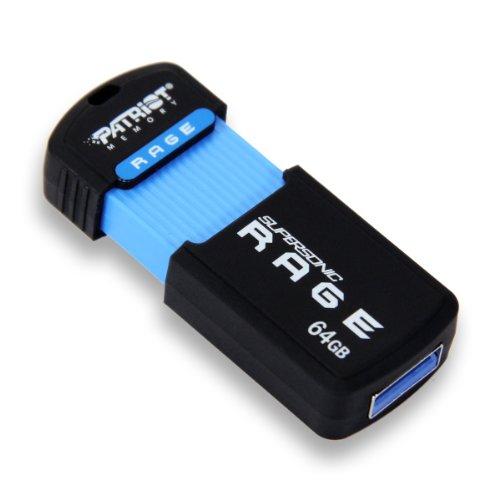 Clé USB 3.0 Patriot Memory Supersonic Rage - 64 Go (Vendeur Tiers)