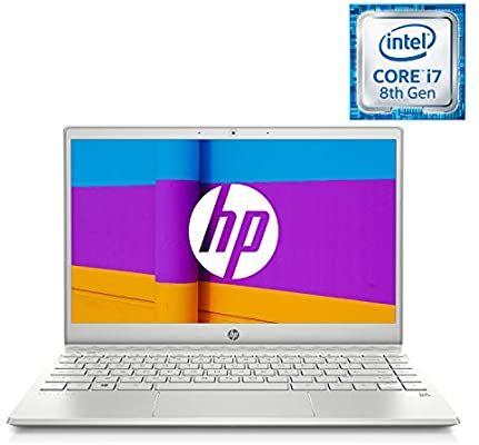 PC portable 13,3 HP Pavilion - 8 Go, 128 Go SSD, i7-8565u