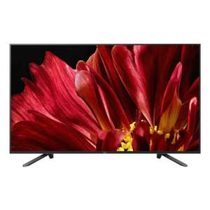 """TV LED 75"""" Sony Bravia KD-75ZF9BAEP - 4K UHD, HDR, X-Motion 100 Hz (Frontaliers Suisse)"""