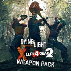 DLC Pack d'armes gratuite pour Dying Light - Left 4 Dead 2 sur PS4 (Dématérialisé)