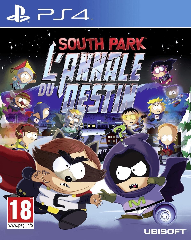 South Park : L'Annale du destin sur PS4- édition Deluxe