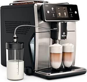 Machine à café super automatique avec écran tactile Saeco Xelsis SM7683/00
