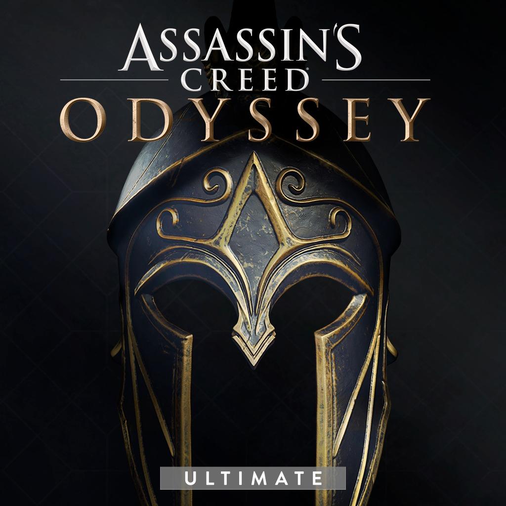 Assassin's Creed Odyssey - Édition Ultimate : Jeu de base + Season Pass + Pack Deluxe sur PS4 (dématérialisé)