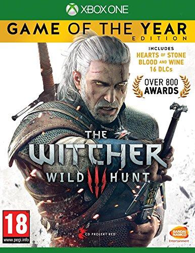 The Witcher 3 : Wild Hunt - édition jeu de l'année (GOTY) sur Xbox One / PS4