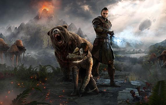 The Elder Scrolls Online Standard Edition sur PC (Dématérialisé)